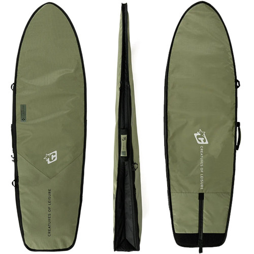 DT2.0 Fish Day Use Cover | Creatures of Leisure | Retro Funboard | Medium to High Protection