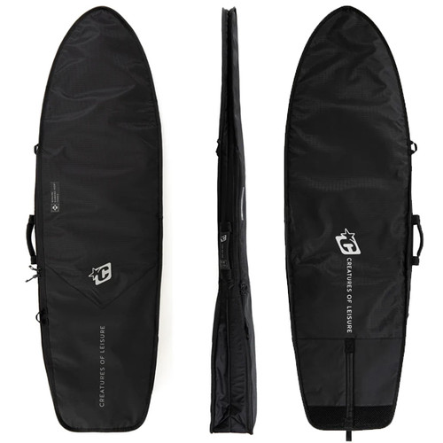 DT2.0 Fish Travel Cover | Creatures of Leisure | Retro Funboard | Highest Protection