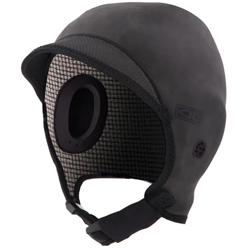 Easy Hear 2mm Wetsuit Surf Hood   Cold Water Surfing   Ocean and Earth   Surfing Cap