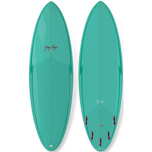 Squirty Surfboard | Gerry Lopez | Fun Shape Surfboard | Fast and Loose