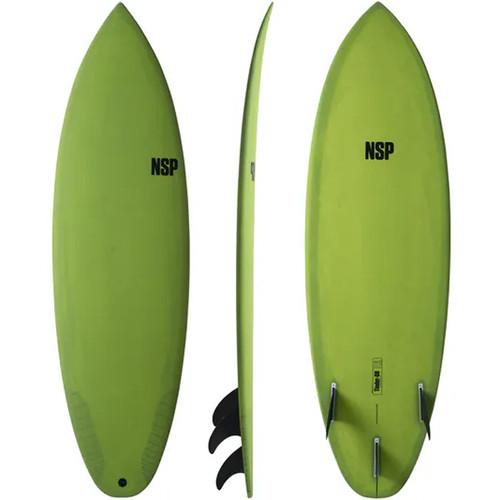 Tinder Date Shortboard | NSP | High Performance Surfboard On A Budget