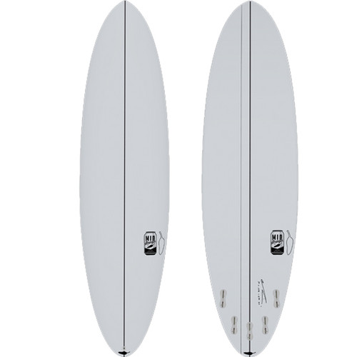 Chilli | Mid Strength | Performance Mini Mal | Mid Length | A board that works with you