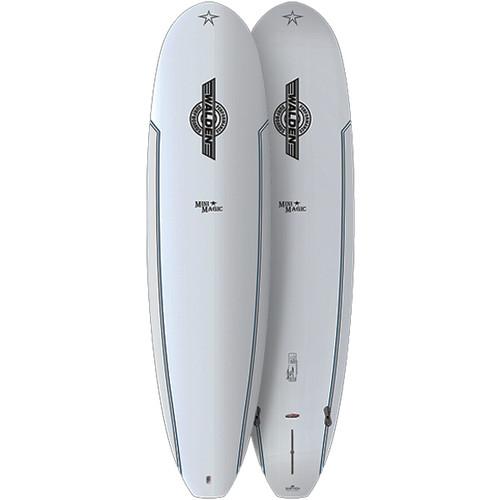 Mini Mega Magic | Dual Core | Walden Surfboards | Crazy Mid-Length Fun