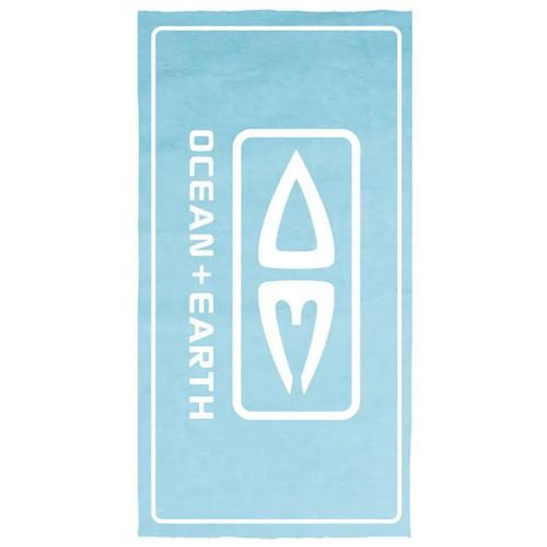 Priority Beach Towel   Ocean and Earth  