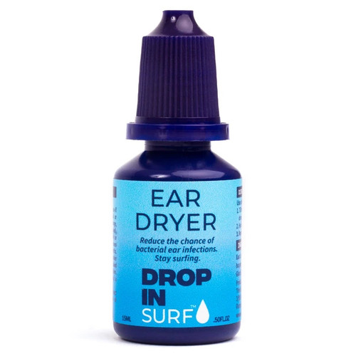 Drop In Surf | Ear Drops | Surfers Ear | Reduce Occurrence of Swimmers Ear
