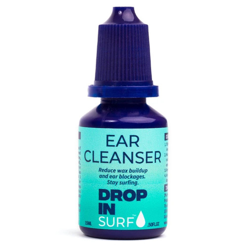 Drop In Surf   Ear Drops   Ear Cleanser   Surfers Ear   Reduce Occurrence of Swimmers Ear
