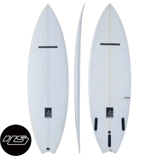 Haydenshapes Surfboards | Raven | Hi-Performance Shortboard - Great Carves
