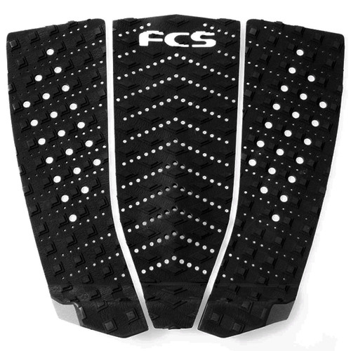T-3 Wide Tail Pad | FCS | Deck Grip | Surfboard Traction Pad | Suits Wide Tail Surfboards