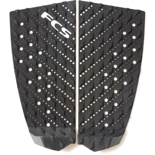 T-2 Tail Pad   Black/Charcoal   Deck Grip   Tail Pad   Traction Pad   Suits Hybrid Boards