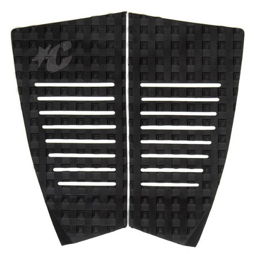Retro | Fish Tail Pad |Black/White Logo