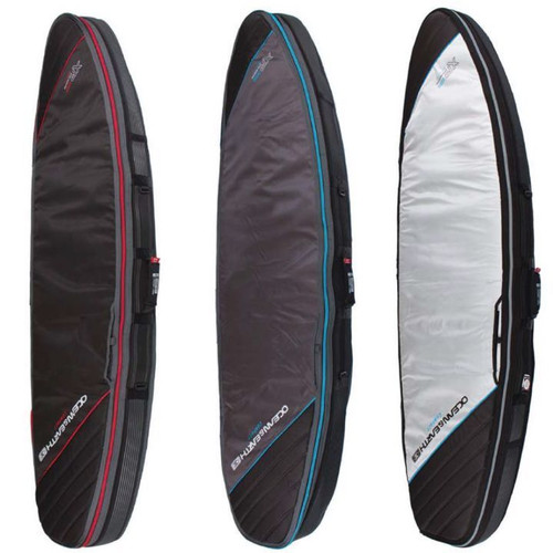 Double Compact Shortboard Travel Cover | 1 to 2 Surfboards