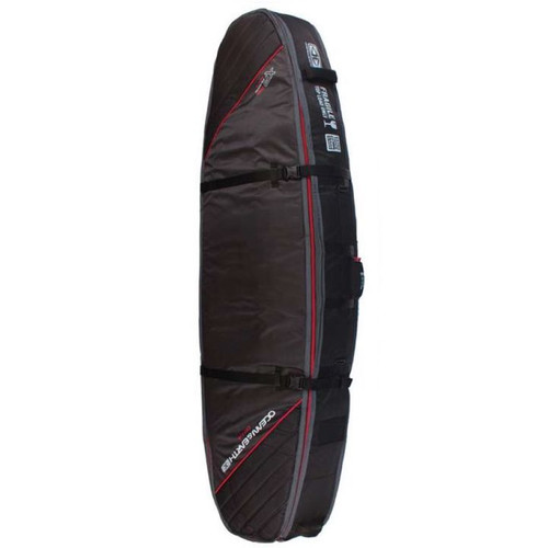 Quad Coffin Shortboard Travel Cover | 1 to 5 Surfboards