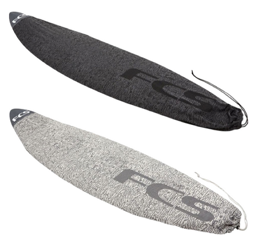 FCS | All Purpose | Suits Shortboards Stretch Surfboard Cover