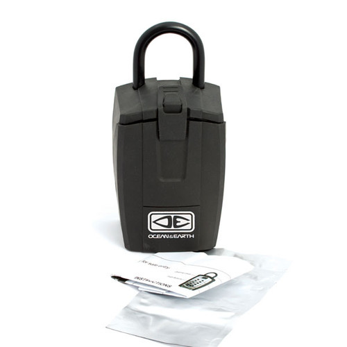 Heavy Duty Key Bank | Car Key Security Safe | Black | Ocean and Earth