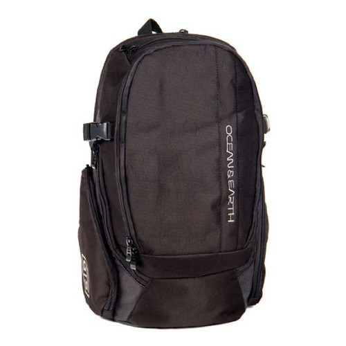 Interceptor Surf Pack 38L | Black | Surf Travel Essentials | Surf Day Trip