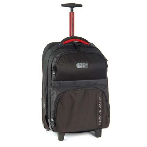 Carry On Wheel Bag  33L   Black