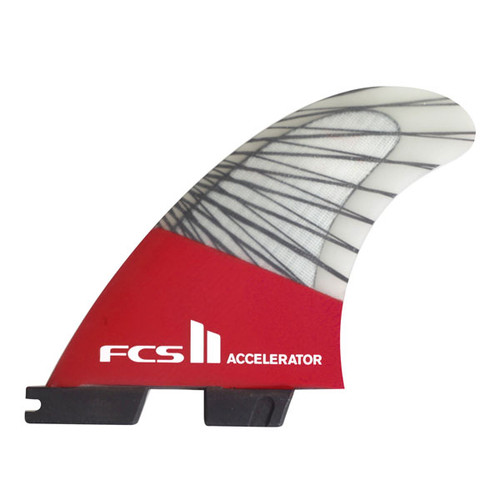 FCS 2 Accelerator | Thruster Fin Set | Performance Core Carbon