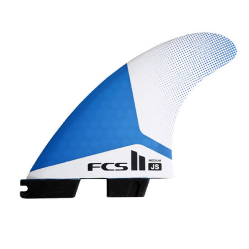 FCS 2 JS Medium | Thruster Fin Set | Performance Core