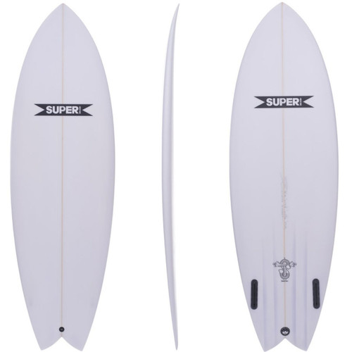 Siamese Twin | Superbrand Surfboards