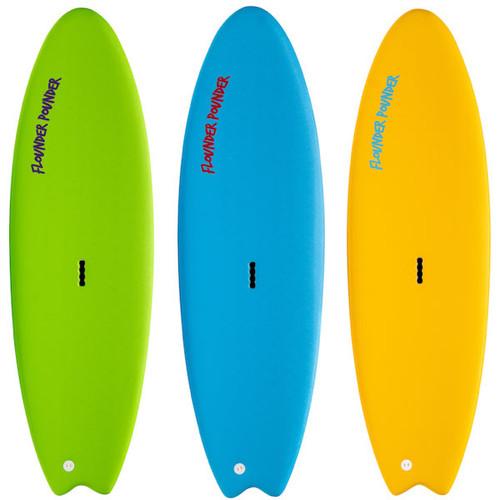 Flounder Pounder | Softboard | Gnaraloo Surfboards