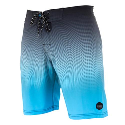 "Warp 2.0 Board Shorts | 21"" Leg Length | Blue | Boardies | Surfing Shorts | Carve"