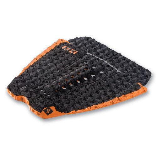 John John Florence Tail Pad | Black / Orange