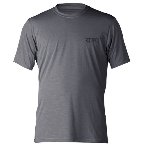 Xcel Ventx Pacific | Short Sleeve Top | UV Surfing Tee | Relax Fit Rash Vest | Mens Rashie
