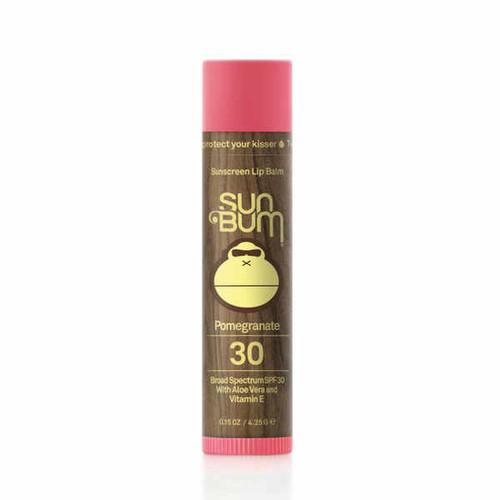 Sun Bum Pomegranate Lip Balm SPF15 | 4.25g