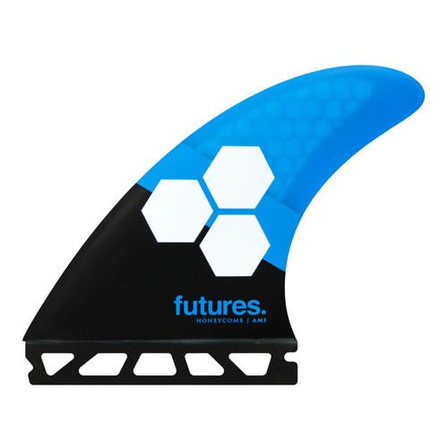 AM1 Medium | Thruster Fin Set | Honeycomb | Futures Fins