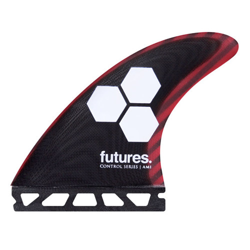 AM1 Medium   Thruster Fin Set   Control Series   Futures Fins