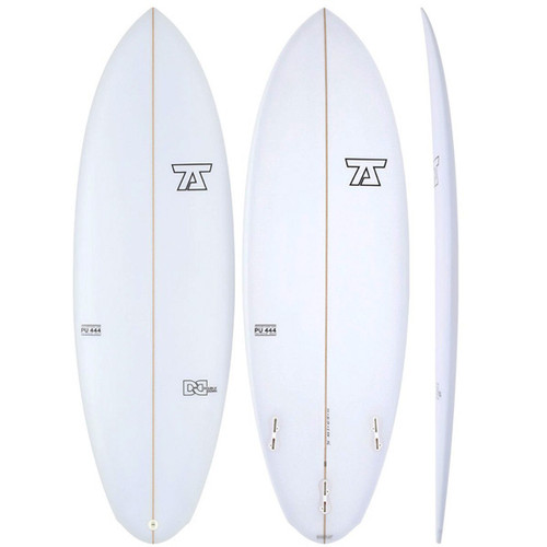 Double Down | 7S Surfboards | Fibreglass | High Volume - Great in small stuff