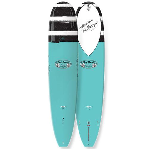 In The Pink  | Longboard | Donald Takayama Surfboards | High Performance Malibu |