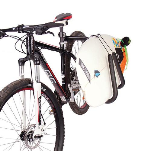 Surfboard Bike Rack | Side Loader | Surf Board Holder For Bicycle | Ocean and Earth