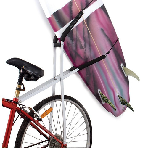 Surfboard Bike Rack   Rear Mounted   Surf board Bicycle Holder