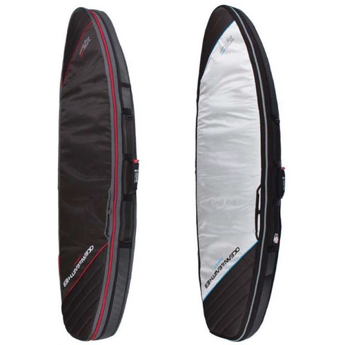 Double Compact Fish Surfboard Travel Cover | 1 to 2 Fish Surfboards