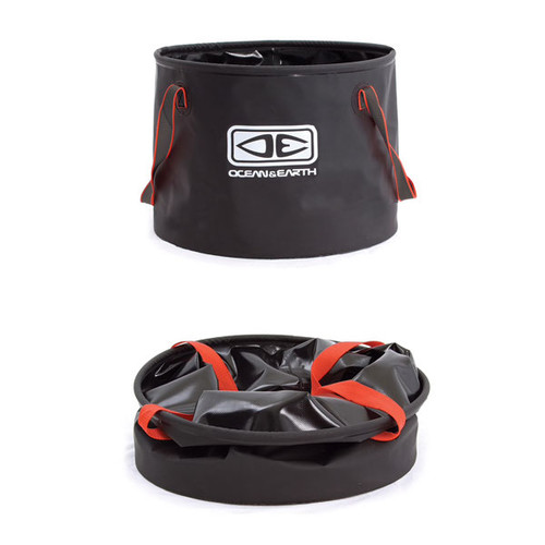 Compact Wetty Change Bucket   Ocean and Earth   Excellent Choice For Wetsuits - No Drips in the Car