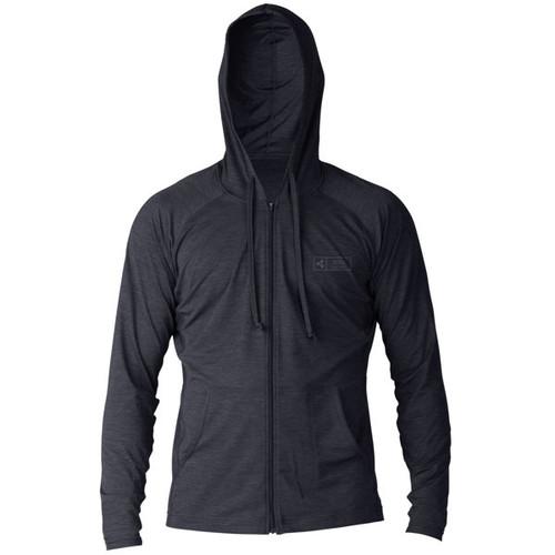 Ventx Surf Tee | Pacific Hoodie | Sun Protection Long Sleeve UV Top | Loose Fit Rashie | Rash Vest |