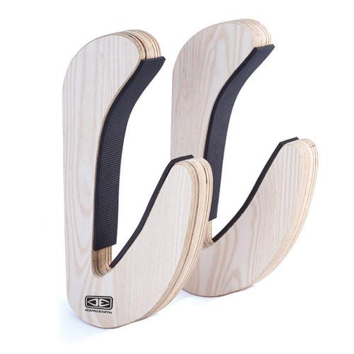 Timber Wall Display Surfboard Rack   Surfboard Storage