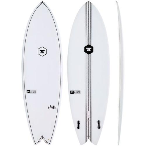 The Hook | Innegra Matrix Epoxy | 7S Surfboards