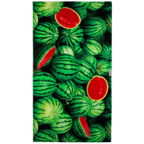 Watermelon Beach Surf Towel | Island Style | Leus | Luxury Beach Towel
