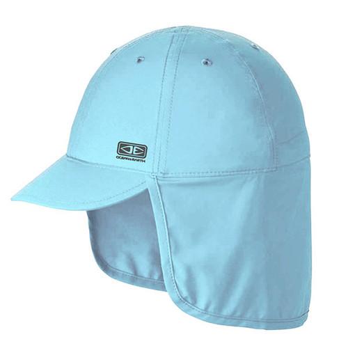 Toddlers Legionnaire Sunbreaker Beach Hat    Aqua