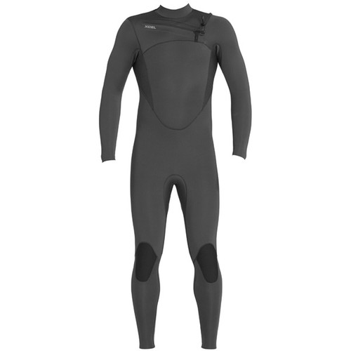 Xcel Comp Steamer 3:2mm   X2 Chest Zip   Jet Black   Full Surfing Wetsuit   Clearance