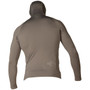 Xcel Drylock Hydrophobic Hoodie Long Sleeve UV Surfing Top | Charcoal Grey