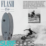 Flash Funboard   Eric Geiselman   Softech   Softboard   Foam Surf Board   Learners to Advanced