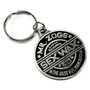 Sex Wax Key Ring Mr Zogs | Gift For A Surfer