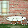 Surfboard Bike Rack | Side Loader | Surf Board Holder Attachment For Bicycle