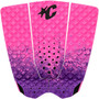 Griffin Colapinto Tail Pad | Pink Fade Purple | Surfing Deck Grip | Creatures of Leisure | Surf Traction Pad