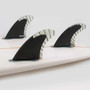FCSII Reactor | Thruster 3 Fin Set | Performance Core Carbon | Top of The Range | Impressive Turns and Tail Release