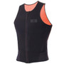 Paddle Sleeveless Surfing Wetsuit Vest 1.5mm | Front Zip | Back Pocket | Ocean and Earth