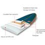 Cocoflax Endless Longboard   NSP   Malibu Surfboard   Classic Style & Hanging 10